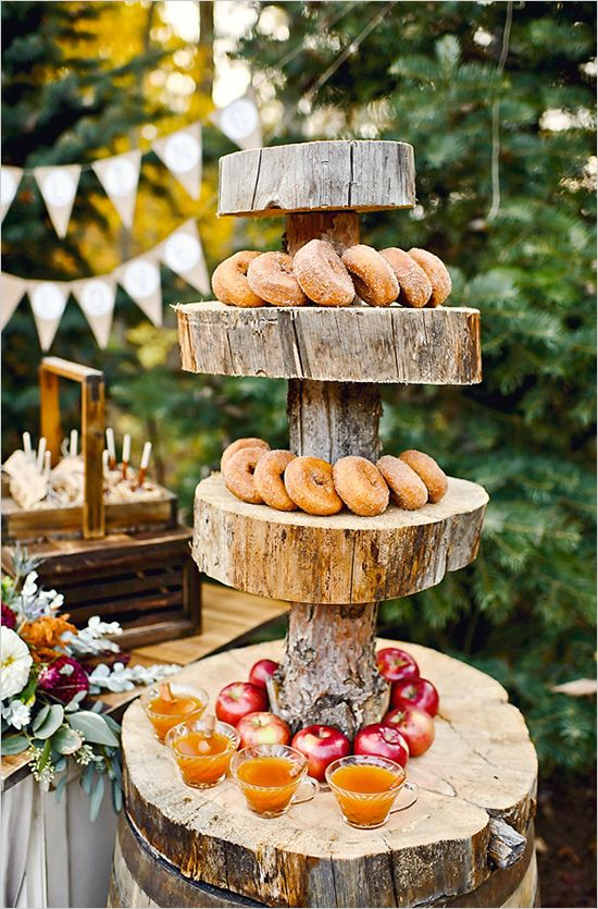 buffet boda