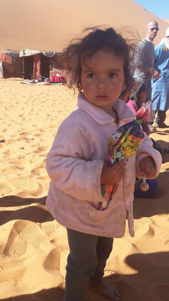 rally solidario marruecos