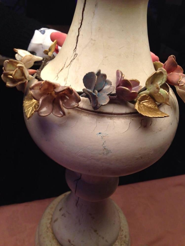 coronas flores originales
