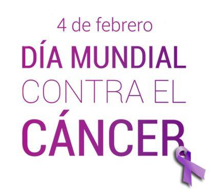 4 febrero día mundial contra el cáncer