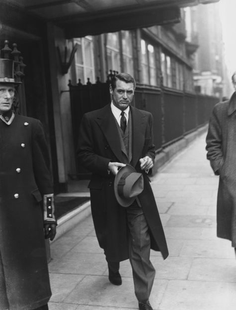 Cary Grant, somos muy fans.