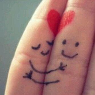 dedos amorosos
