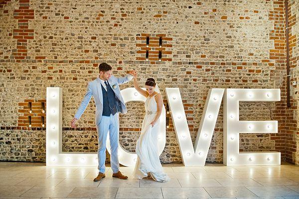 alquiler letras bodas sevilla
