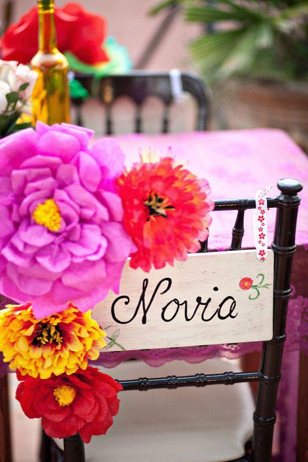 silla novia boda
