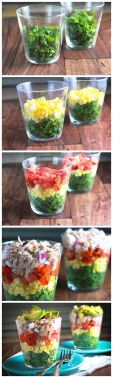 Mini ensalada
