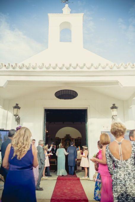 Ermita blanca