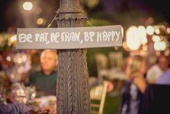 Be Pat, be Fran, be happy