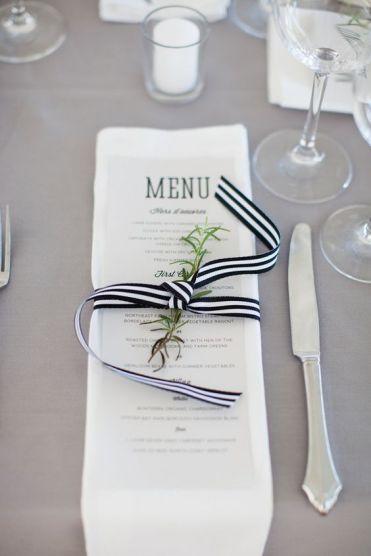 menu romero