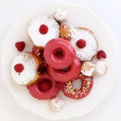 Donuts lunares