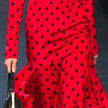FashionChic.Rosamaria G Frangini.Dolce & Gabbana Spring 2014 RTW