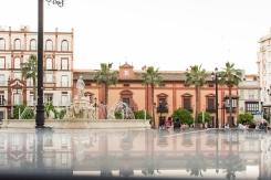 Casa Guardiola, Puerta Jerez