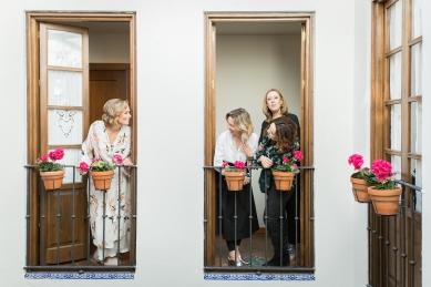 Las diseñadoras que visten a las novias...