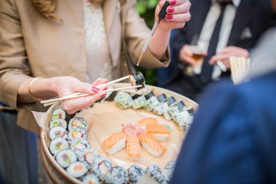 Sushi, éxito seguro